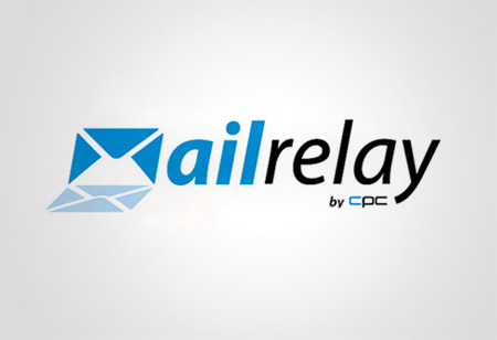 diseño logotipo mailrelay